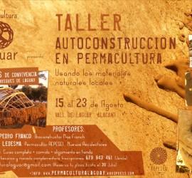 Taller de Autoconstrucción en Permacultura en Vall de Laguar