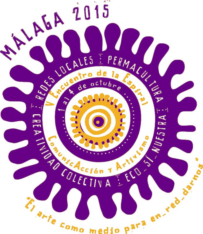 Logo V Encuentro de la Espiral - Sureste Ibérico en Transición - Comunarte