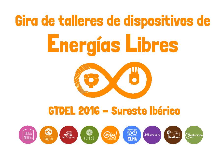 Gira talleres de energías libres